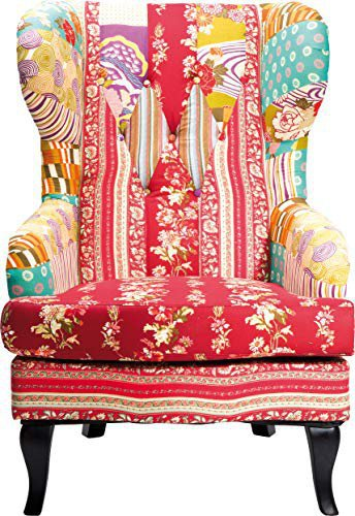 kare ohrensessel patchwork preisvergleich ab 399 00. Black Bedroom Furniture Sets. Home Design Ideas