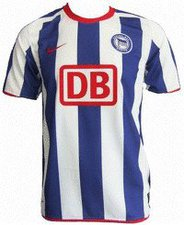 Hertha BSC Berlin Trikot Home