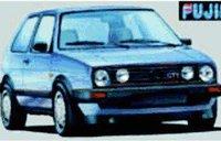 Fujimi - Volkswagen Golf div. Ausführungen