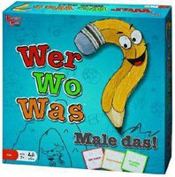 University Games Wer Wo Was? Male das!