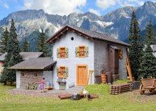 Kibri Berghaus Fextal (8810)