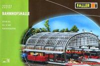 Faller 222127 Bahnhofshalle (N)