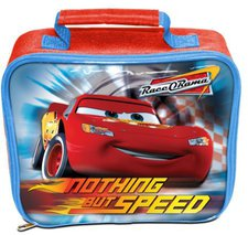 Spearmark Disney Cars Race O Rama Lunch Bag