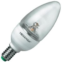 Megaman LED 3W E14 330° Warmweiß (MM21019)