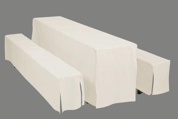 doppler bierzeltgarnitur auflage f r 70 cm breiten tisch preisvergleich ab 19 99. Black Bedroom Furniture Sets. Home Design Ideas