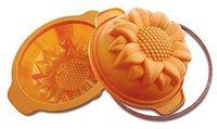 Silikomart Back- & Sturzform Sonnenblume klein