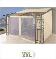 Grasekamp Ersatz-Seitenteile für Rollpavillon-Set Romana
