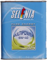 Petronas Lubricants Selenia Multipower 5W-40 (2 l)