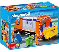 Playmobil 4418 Müllabfuhr