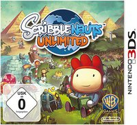 Scribblenauts: Unlimited (3DS)