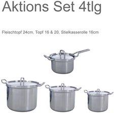 Royal VKB Cookware Kochtopfset 4-teilig