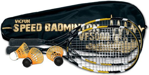 Victor Speed-Badminton Set VF 5000