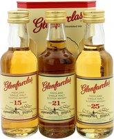 Glenfarclas Tasting-Set 3 x 0,05l