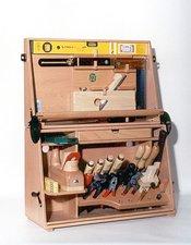 E.C. Emmerich Montage-Box mit Werkzeugsatz 48-tlg. (293 MW)