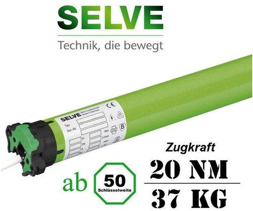 Selve Rohrmotor SE Plus 2/20