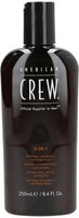 American Crew Classic 3 in 1 Shampoo, Body Wash und Conditioner (250 ml)