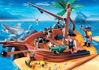 Playmobil 4136 SuperSet Seeräuberinsel
