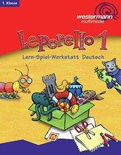 LÜK Leporello - Lern-Spiel-Werkstatt Deutsch (Win) (DE)