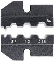Knipex Crimpeinsatz für Crimp-Systemzangen (97 49 84)