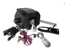 Eufab elektrische Seilwinde 12V (21040)