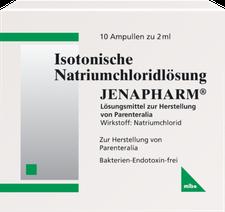 Jenapharm Isotonische Nacl Ampullen (10 x 10 ml)