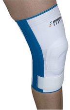 Arthroven arthrosan Knie-Bandage mit Klettband Velcrofixierung - weiß Gr. XXL