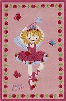 Böing Carpet Prinzessin Lillifee - Ballerina 80 x 150 cm