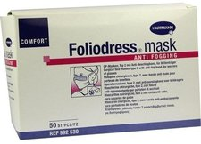 Hartmann Foliodress mask Comf.anti fogging Typ2 (50 Stk.)