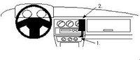 Brodit ProClip Alfa Romeo 33 Bj. 90-94