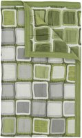 Hagemann Milano Überwurf grün (180 x 270 cm)