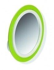 Hewi Universal Kosmetikspiegel Signalweiss/Apfelgrün