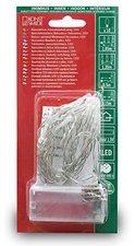 Konstsmide Mini-LED-Lichterkette 10er weiß (1407-203)