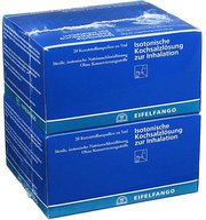 Eifelfango Isotonische Kochsalzlösung z. Inhalation (40 x 5 ml)