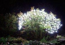 Dilego LED-Lichternetz 128er 3x3m weiß