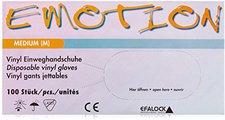 Efalock Emotion Vinyl-Handschuhe gepudert