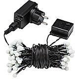 Kaemingk LED-Lichterkette Cherrylight 80er warmweiß (494671)