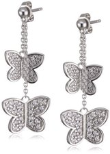 Esprit Shiny Butterfly Schmetterlingsstecker (ESER91260A)