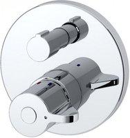 Ideal Standard CeraPlus Badethermostat UP Bausatz (Chrom, A5505AA)