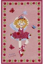 Böing Carpet Prinzessin Lillifee - Ballerina 110 x 170 cm