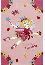Böing Carpet Prinzessin Lillifee - Fliegend 110 x 170 cm