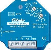 Eltako Stromstoßschalter FSR61/8-24V