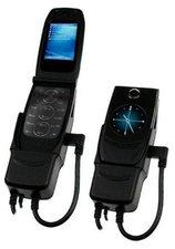 Bluetrade Halter Auto-comm QTEK 8500 SPV F600