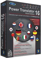 Avanquest Power Translator 16 World Edition (Win) (DE)