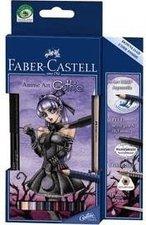 Faber-Castell Art Grip Aquarelle Anime Art Gothic