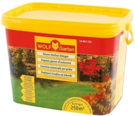 Wolf-Garten Rasen-Herbstdünger LK-MU 250