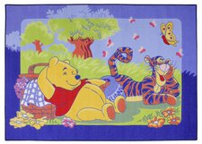 Associated Weavers Kinderteppich Winnie the Pooh Picnic