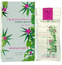 Emanuel Ungaro Apparition Exotic Green Eau de Toilette (30 ml)
