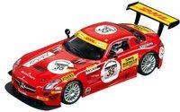 Carrera Evolution - Mercedes-Benz SLS AMG GT3 Blackfalcon No.35 24h Spa 2011 (27403)