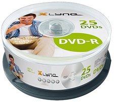 xlyne DVD-R 4,7GB 16x 25er Spindel