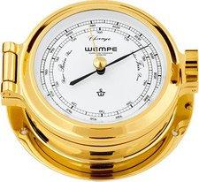 Wempe Barometer Nautik Messing 120mm